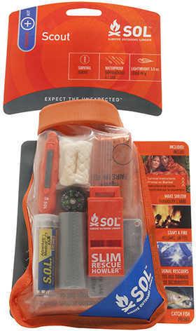 Adventure Medical KitS ADVMED Scout Survival Kit Orange
