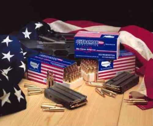 223 Remington Remanufactured By Ultramax 55 Grain Nosler Ballistic Tip Per 50 Ammunition Md: 223R7