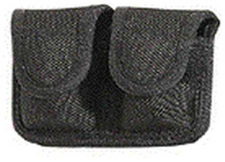 Bianchi 7301 Speed Loader Pouch Black, Hidden Snap Md: 18192