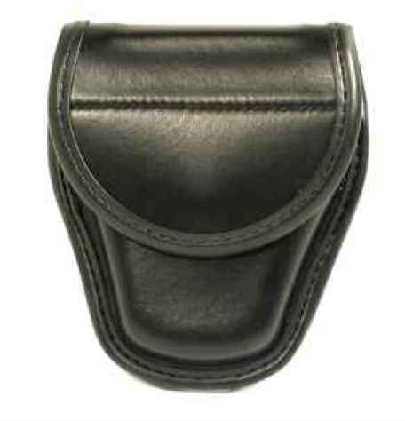 Bianchi 7900 AccuMold Elite Covered Cuff Case Hidden Snap, Black, Size 1 Md: 22062