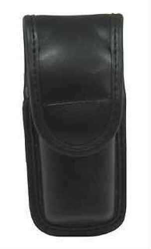 Bianchi 7907 AccuMold Elite OC Spray Pouch Hidden Snap, Plain Black, Large Md: 22098
