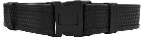 "Bianchi 7950 AccuMold Elite Sam Browne Belt Basket Black, XLarge 46""-52"" Md: 22129"