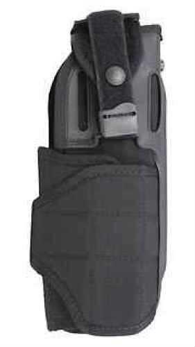 Bianchi T6500 Tac Holster Lt Size 2, Black, Right Hand Md: 19958