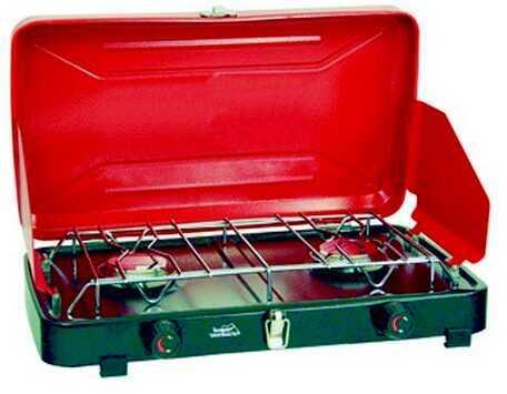 Tex SportTex Sport Propane Stove 2 Burner, Comapct Md: 14214