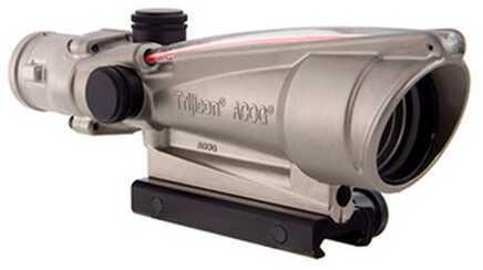Trijicon ACOG 3.5X35 Nickel Boron Dual Illuminated Red Crosshair Md: Ta11-D-100204