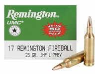 Rifle 17 Remington Fireball