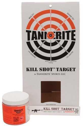 TanneriteKill Shot Target Bullseye And 1/2Et Md: KST