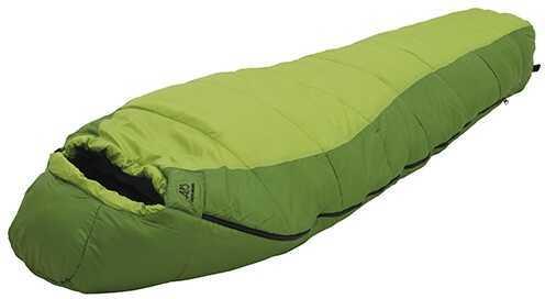 Alps MountaineeringAlps Mountaineering Crescent Lake +20° Kiwi/Green Regular Md: 4511322 Mummy Sleeping Bag