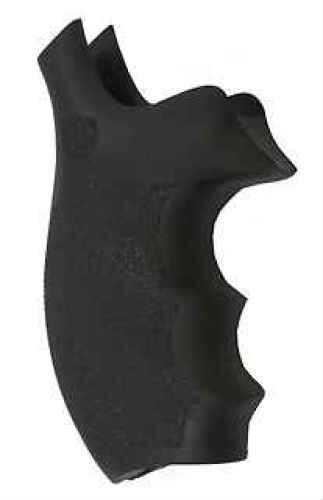 Hogue Rubber Grip For S&W K & L Frame Round Butt, Bantam Grip Md: 62000