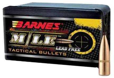 Barnes 50 BMG TAC-LR Tanget Boattail 750 Grains (Per 20) Md: 30705