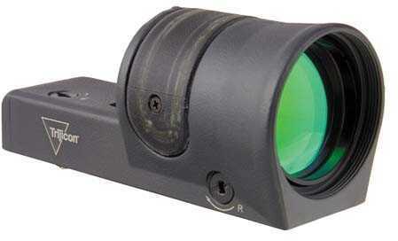 Trijicon 1X42mm Reflex 6.5 MOA Dot Reticle Sniper Grey Md: Rx30-C-800065