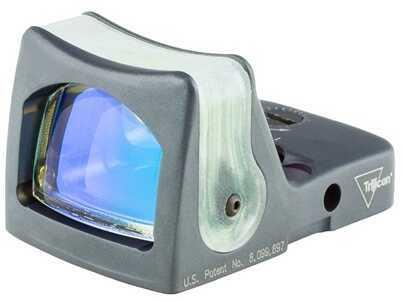 Trijicon RmR Sight Dual Illuminated, 9 MOA Amber Dot, Cerakote, Sniper Gray Md: Rm05-C-700187