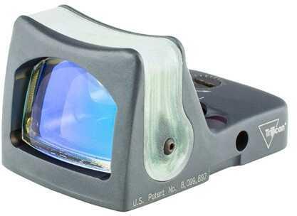 Trijicon RmR Sight Dual Illuminated, 9 MOA Green Dot, Cerakote, Sniper Gray Md: Rm05-C-700208