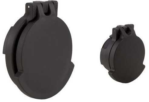 Trijicon Tenebraex Flip Cap Set For 1-6X24 VCOG Md: AC11024