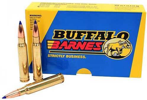 338 Wincheste Magnum 210 Grain Barnes TTSX (Per 20) Md: 52D/20