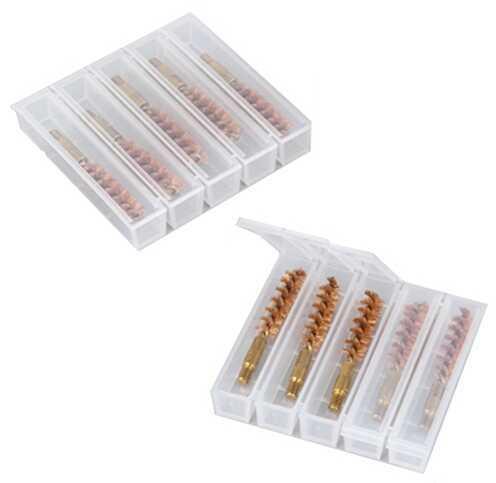 Otis Technologies 10 Pack Bronze Bore Brushes .50 Caliber Md: FG-350-BP