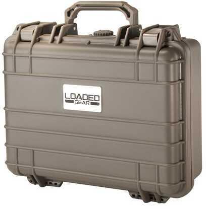 Barska OpticsLoaded Gear, Hard Case HD 200 Dark Earth Md: BH12174