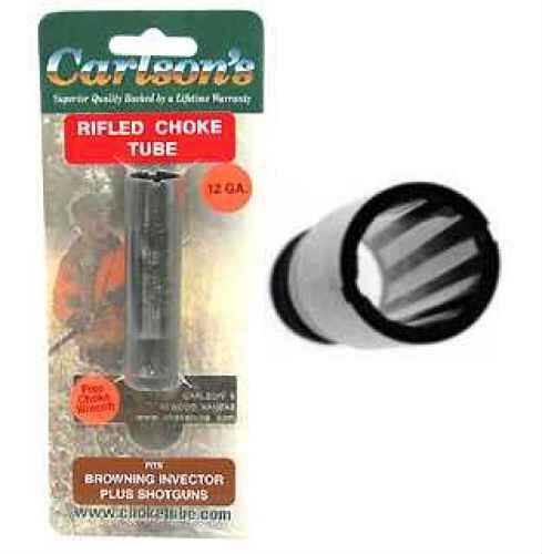 Carlson's Rifled Choke Tubes Browning Inv+ 12 Gauge Md: 40030
