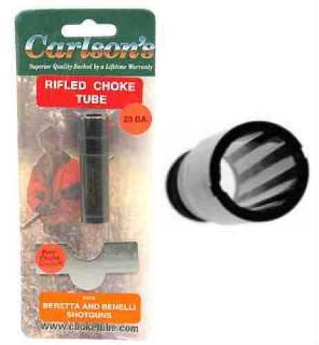 Carlson's Rifled Choke Tubes Beretta 20 Gauge Md: 40051