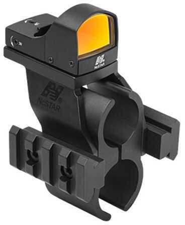 Remington 870 Barrel Micro Dot Rail/Mount & DGAB Combo Red Dot Md: MSHBDREMR-A