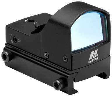 NcStar Compact Tactical Green Micro Dot Sight Md: DDABG