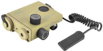LoPro Green Laser Designator Md: Sm25001De
