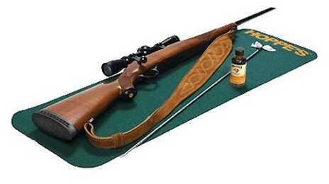 "Hoppes Gun Cleaning Pad, 12""X36"" Md: Mat2"