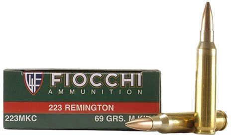 223 Remington 69 Grain HPBT Matchking (Per 20) Md: 223MKC