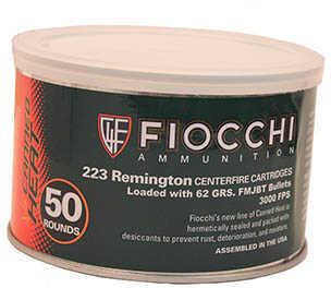 223 Remington 62 Grain FMJBT Canned (Per 50) Md: 223CC