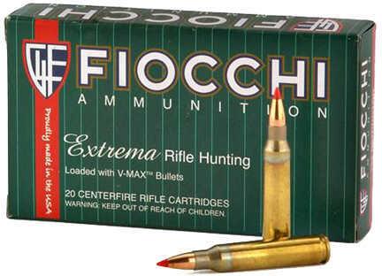Fiocchi Ammo 22-250 Remington 40 Grain V-Max (Per 20) Md: 22250HVB