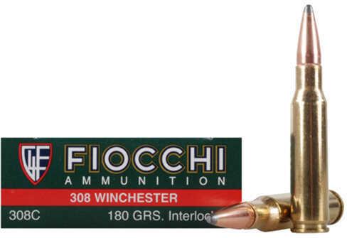 308 Winchester 180 Grain PSP (Per 20) Md: 308C