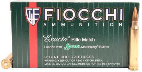 300 Winchester Magnum 190 Grain HPBT Matchking (Per 20) Md: 300WMMKE