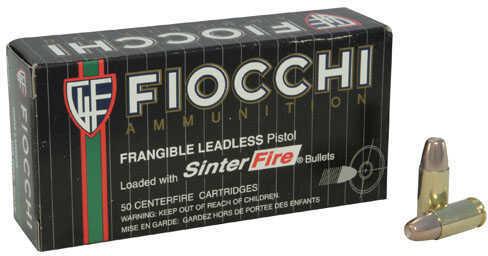 9mm 100 Grains Frangible (Per 50) Md: 9SFNT