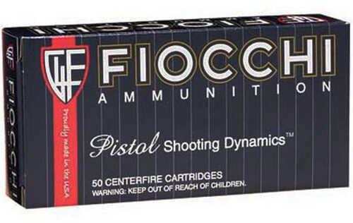 Fiocchi Ammo 44 Special 200 Grains, SJHP, Per 50 Md: 44SA500