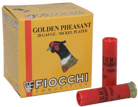 "Golden Pheasant 28 Gauge 2.75"" Size 7.5, 7/8 Oz (Per 25) Md: 28GP75"