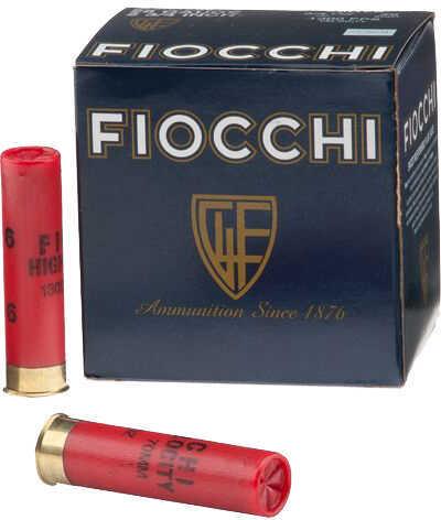 "Fiocchi 20HV8 Shooting Dynamics High Velocity 20 Gauge 2.75"" 1 Oz 8 Shot 25 Box"