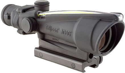 Trijicon ACOG 3.5X35mm Dual Illuminated Amber Chevron, M193 Md: Ta11-D-100292