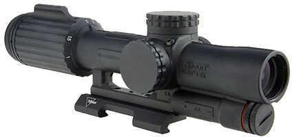 Trijicon VCOG 1-6X24mm Riflescope Horseshoe Dot/Chevron .223/55 GBR Md: VC16-C-1600009