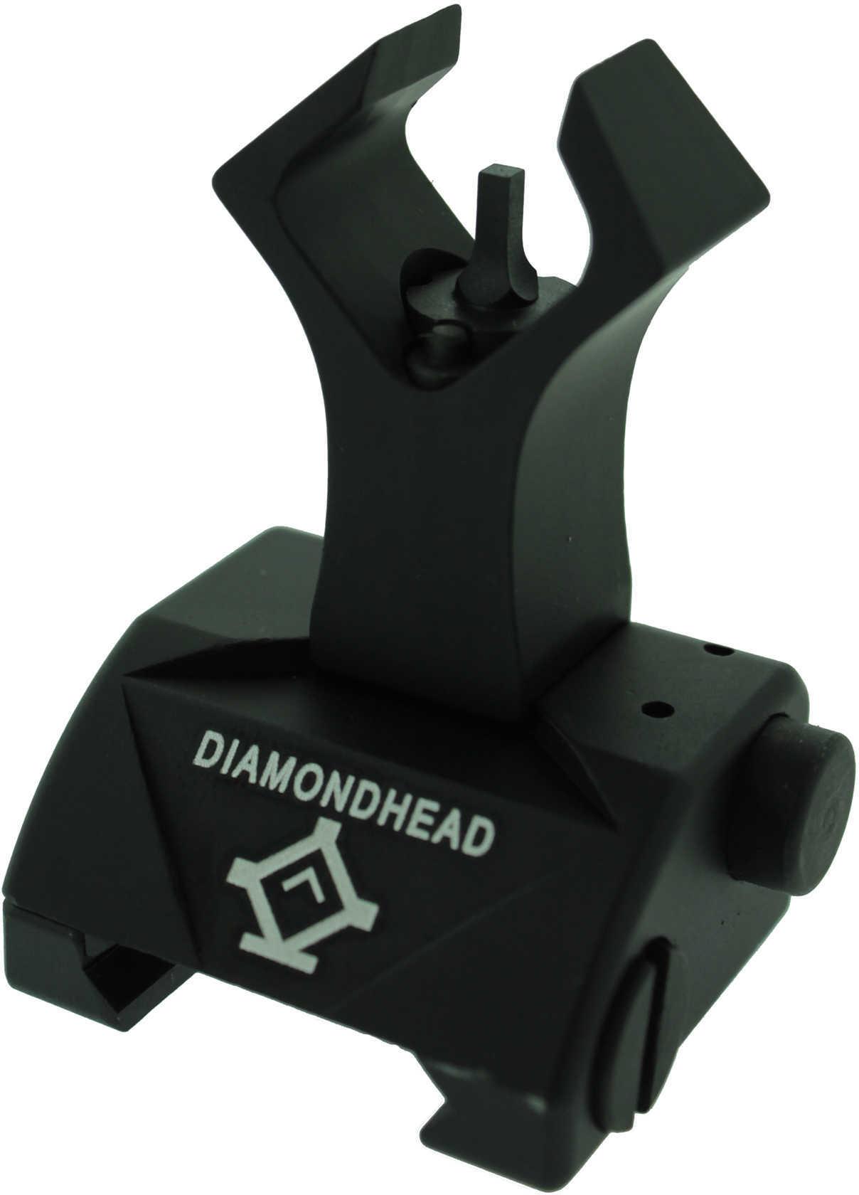 AR-15 Diamondhead USA, Inc. Diamond Sight Sight Picatinny Black Diamond Sight/Post 1051