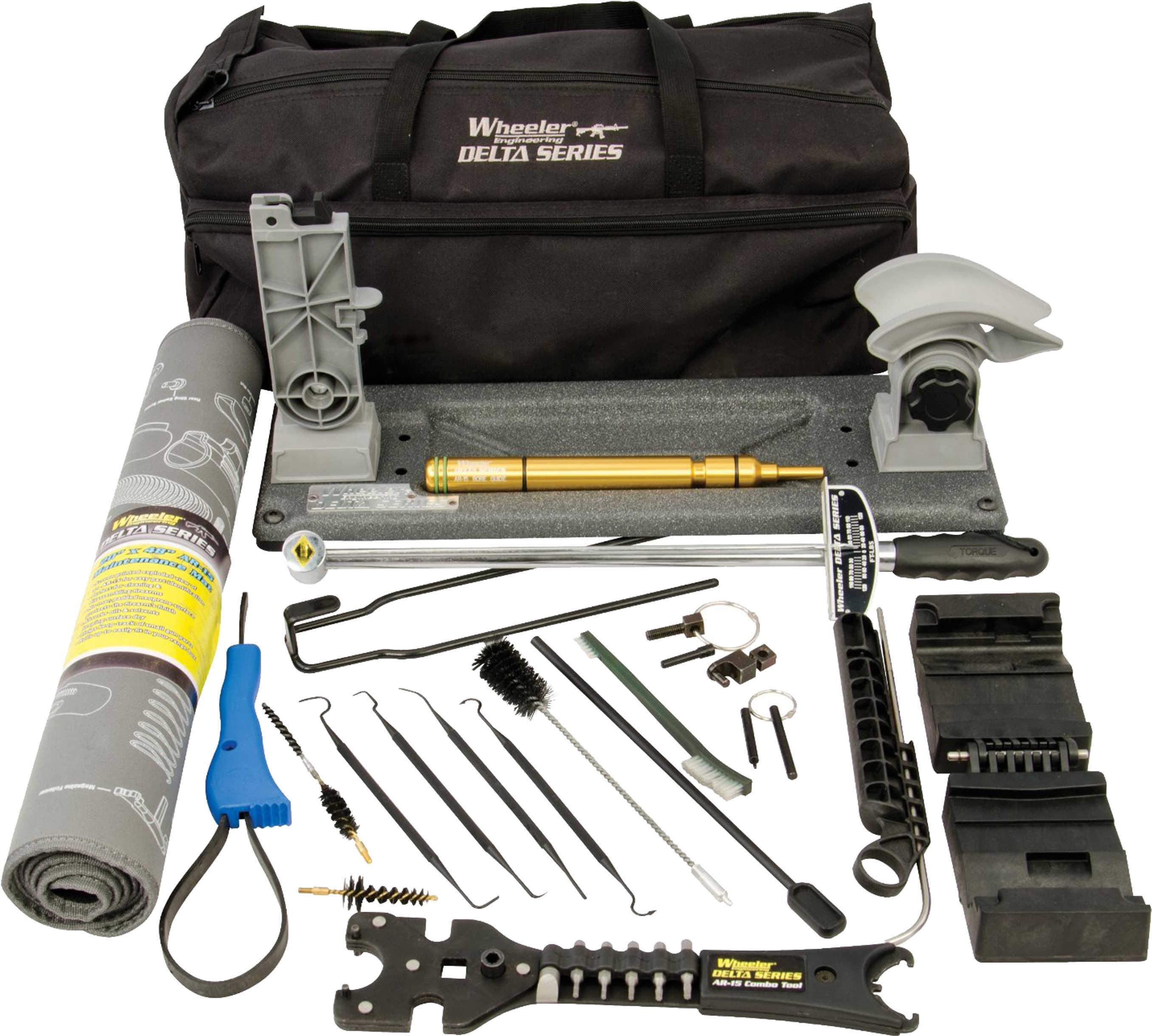 AR-15 Wheeler AR Armorer's Tool Build Kit AR Build/Repair Kit AR Rifles 156555