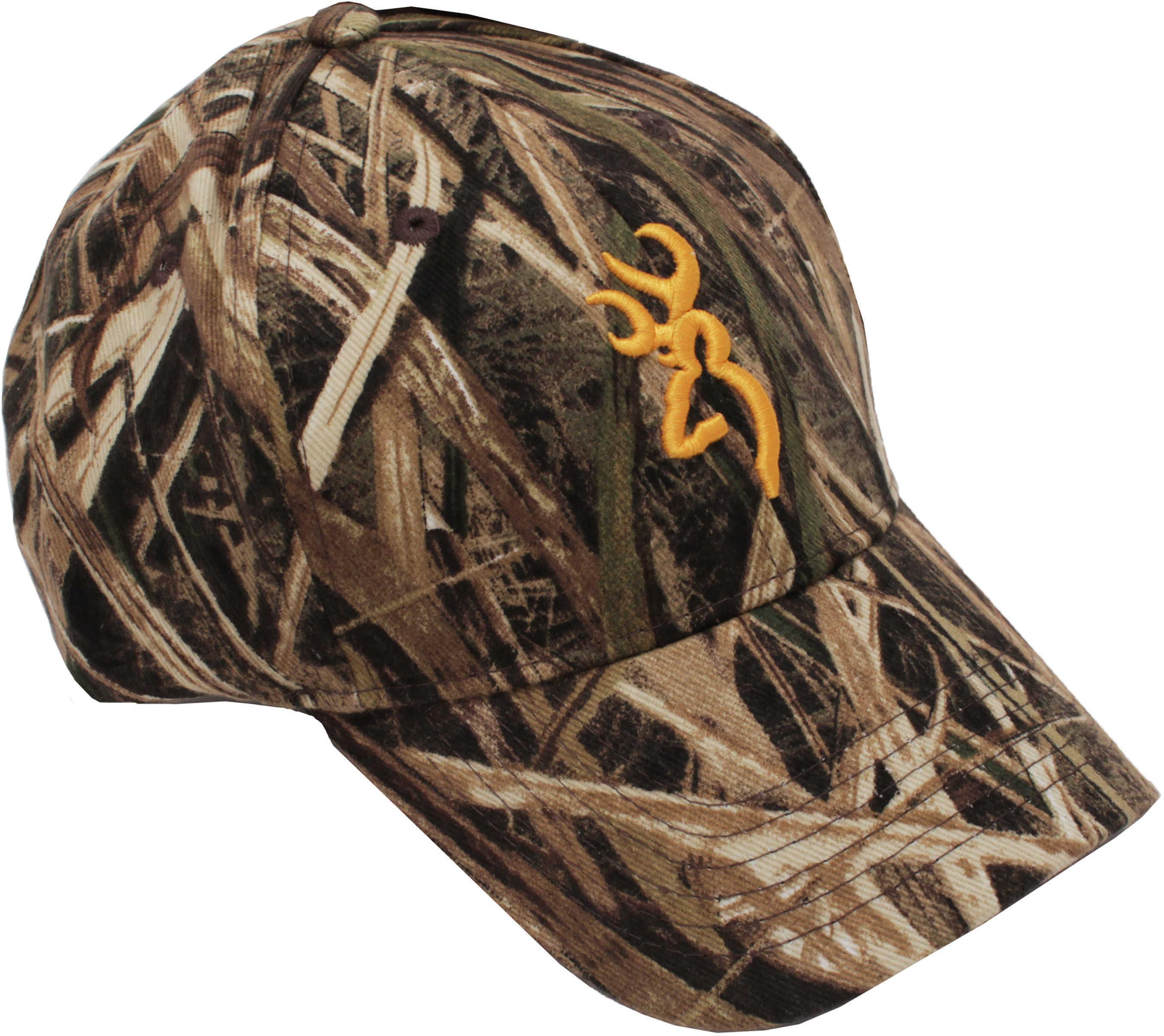 Browning Rimfire 3D Buckmark Cap Mossy Oak Grass Blades Md: 308379251