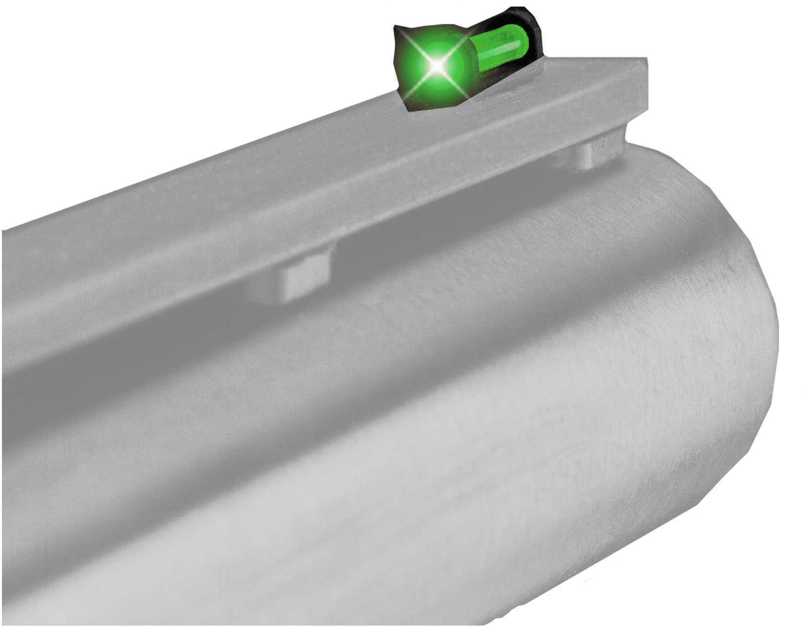 Truglo Metal Long Bead Shotgun Sights 5-40 Green Md: TG947DGM