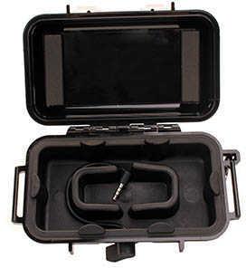 Pelican iPod Case Black Md: 1015-015-110