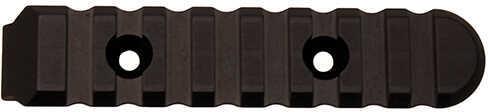 Ergo KeyMod Aluminum Ump Picatinny Rail, 2 Mount Holes Black 8 Slot Md: 4764-Bk