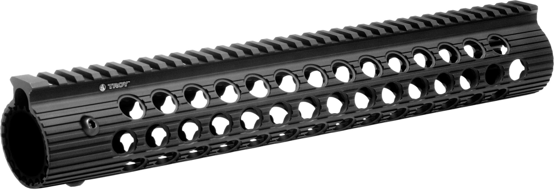 AR-15 Troy Industries TRX Alpha Rail 13In Black W/O Sight