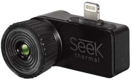 Seek ThermalSeek Thermal Camera Compact Xr 20 Fov Ios Model: LT AAA