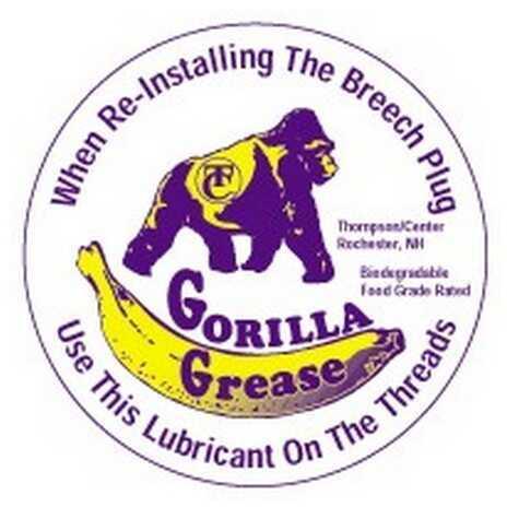 Thompson/Center Arms Gorilla Grease, 1/4 Oz Md: 7356