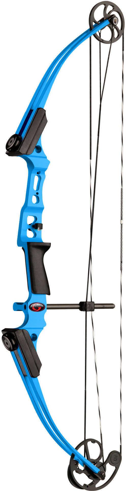 Genesis Mini Righthand Bow Blue