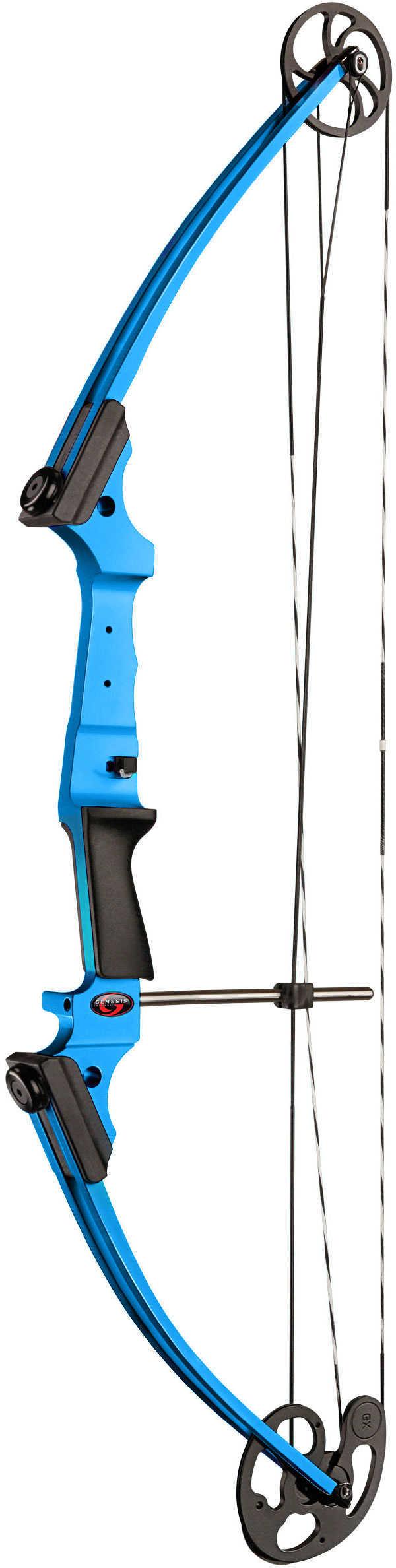Genesis Original Lefthand Bow Blue