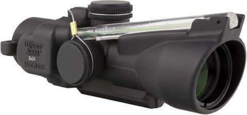 Trijicon ACOG 3x24 Compact ACOG Left Hand, Dual Illuminated Green Horseshoe Md: Ta50-C-400234